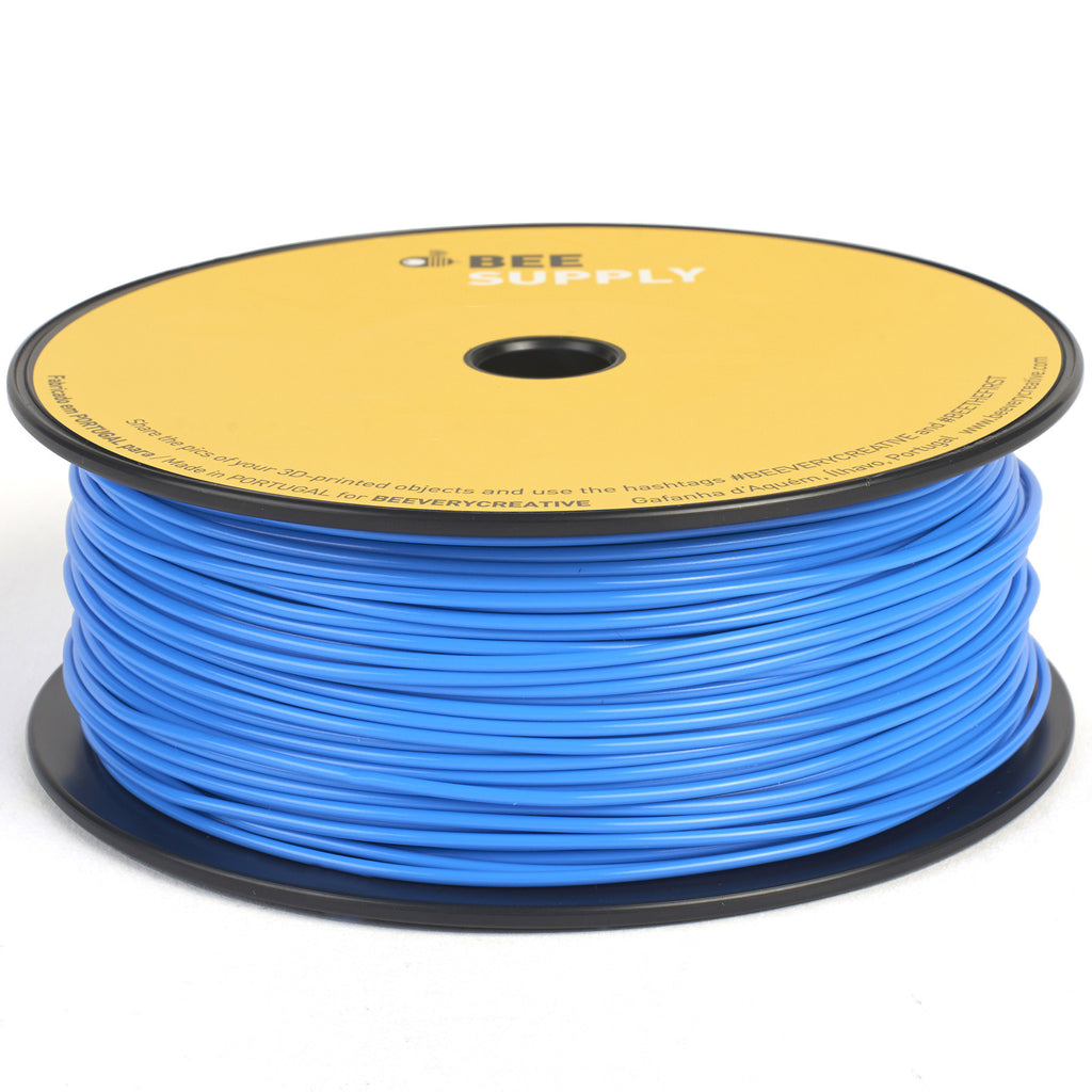 BEEVERYCREATIVE BEESUPPLY PLA - Blue, 1.75mm, 330gr