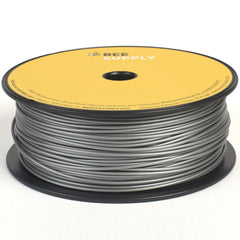 BEEVERYCREATIVE BEESUPPLY PLA - Silver, 1.75mm, 330gr