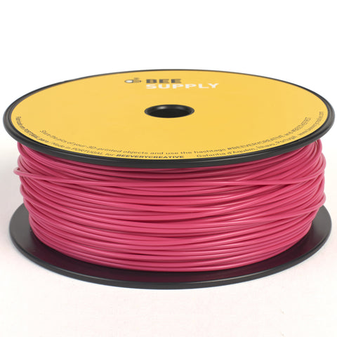 BEEVERYCREATIVE BEESUPPLY PLA - Fuchsia, 1.75mm, 330gr