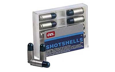CCI/Speer Shotshell, 45ACP, 117 Grain, Shotshell, #9 Shot Size, 10 Round Box 3745