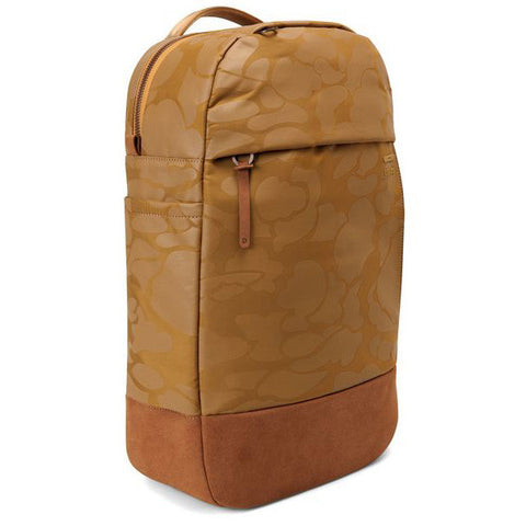 "Incase BEAMS Exclusive Campus Compact Backpack for Macbook Pro 15"" or 13"" & Air 13"" or 11"" - British Khaki"