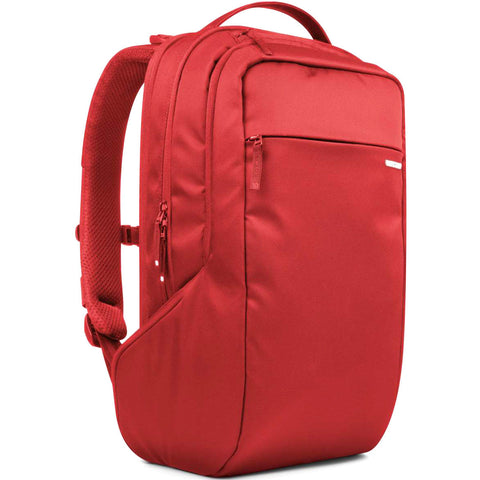 "Incase ICON Pack Backpack for Macbook Pro 15"" or 13"" & Air 13"" or 11"" - Red"