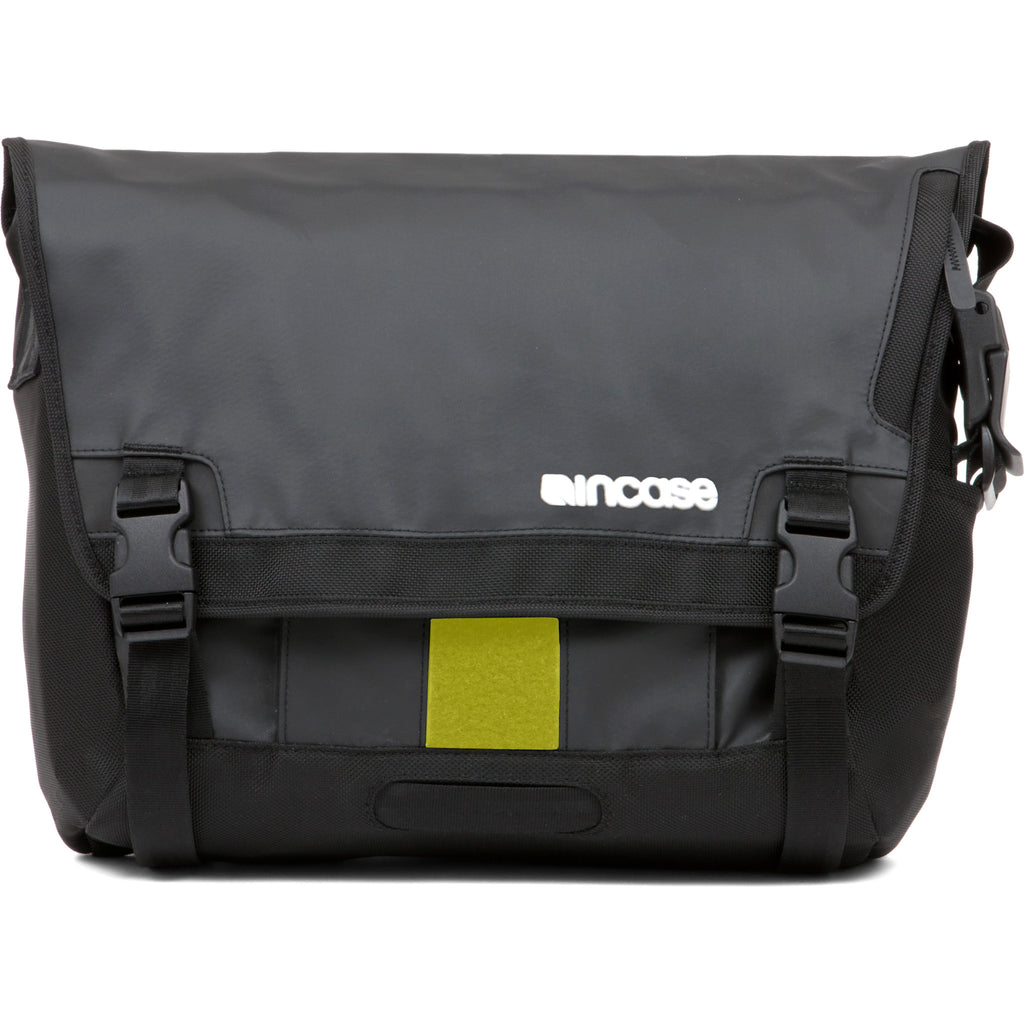 "Incase Range Messenger - Black/Lumen for Macbook Pro 15"" or 13"" & Air 13"" or 11"""