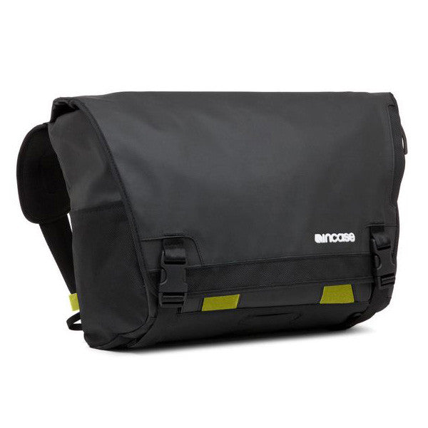"Incase Range Messenger Bag, Large For 15"" MacBook Pro - Black/Lumen"