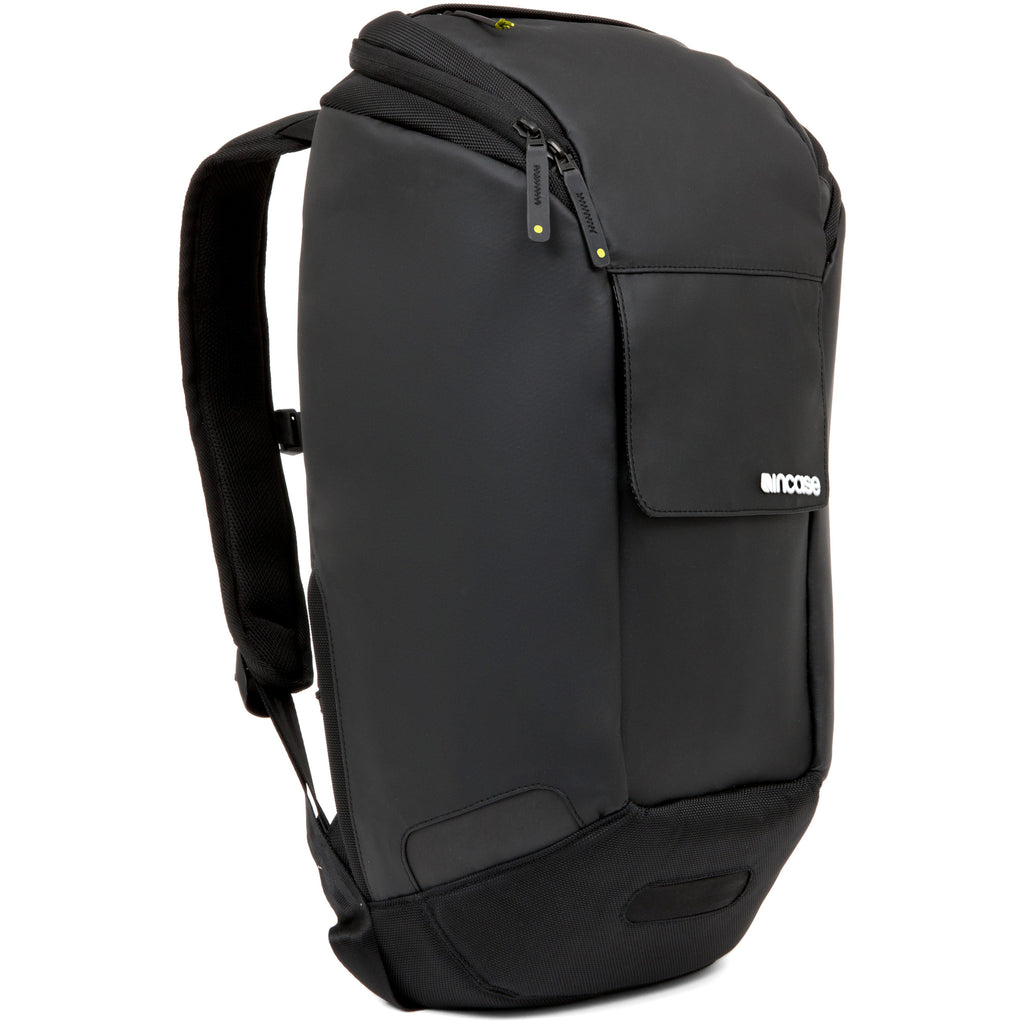 "Incase Range Backpack - Black/Lumen for Macbook Pro 15"" or 13"" & Air 13"" or 11"""
