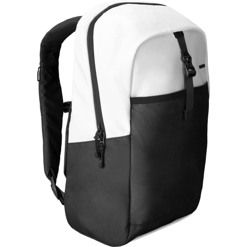 "Incase Cargo Backpack - White/Black for Macbook Pro 15"" or 13"" & Air 13"" or 11"""