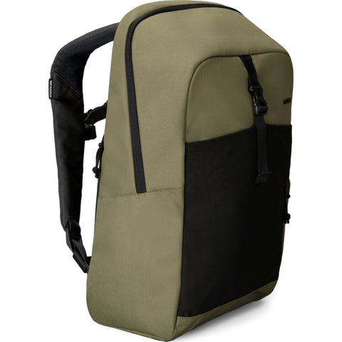"Incase Cargo Backpack - Olive/Black for Macbook Pro 15"" or 13"" & Air 13"" or 11"""