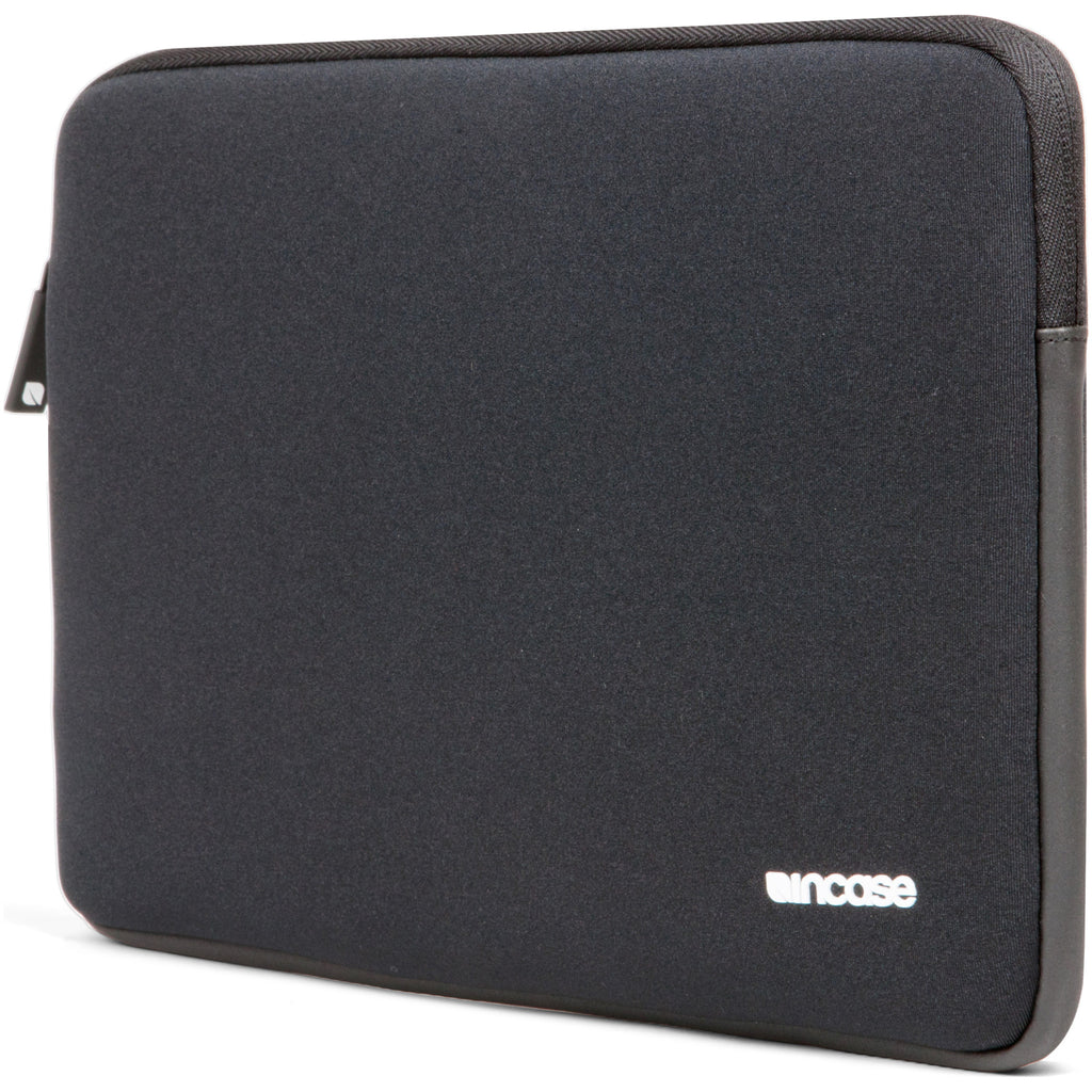 Incase Black Classic Sleeve Laptop Case For MacBook 11 in. Neoprene