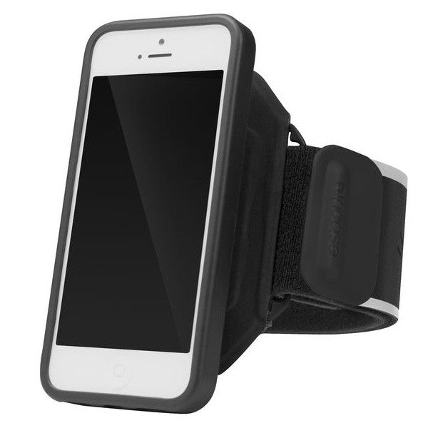 Incase Sports Armband DLX for iPhone 5 Black/Silver