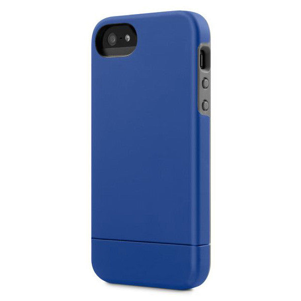 Incase Meta Slider Case For iPhone 5 - Cobalt/Slate Metallic