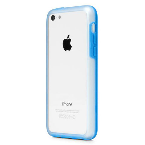 Incase Frame Case For iPhone 5c - Clear Matte/Blue