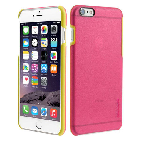 Incase Halo Snap Case For iPhone 6 Plus - Pink