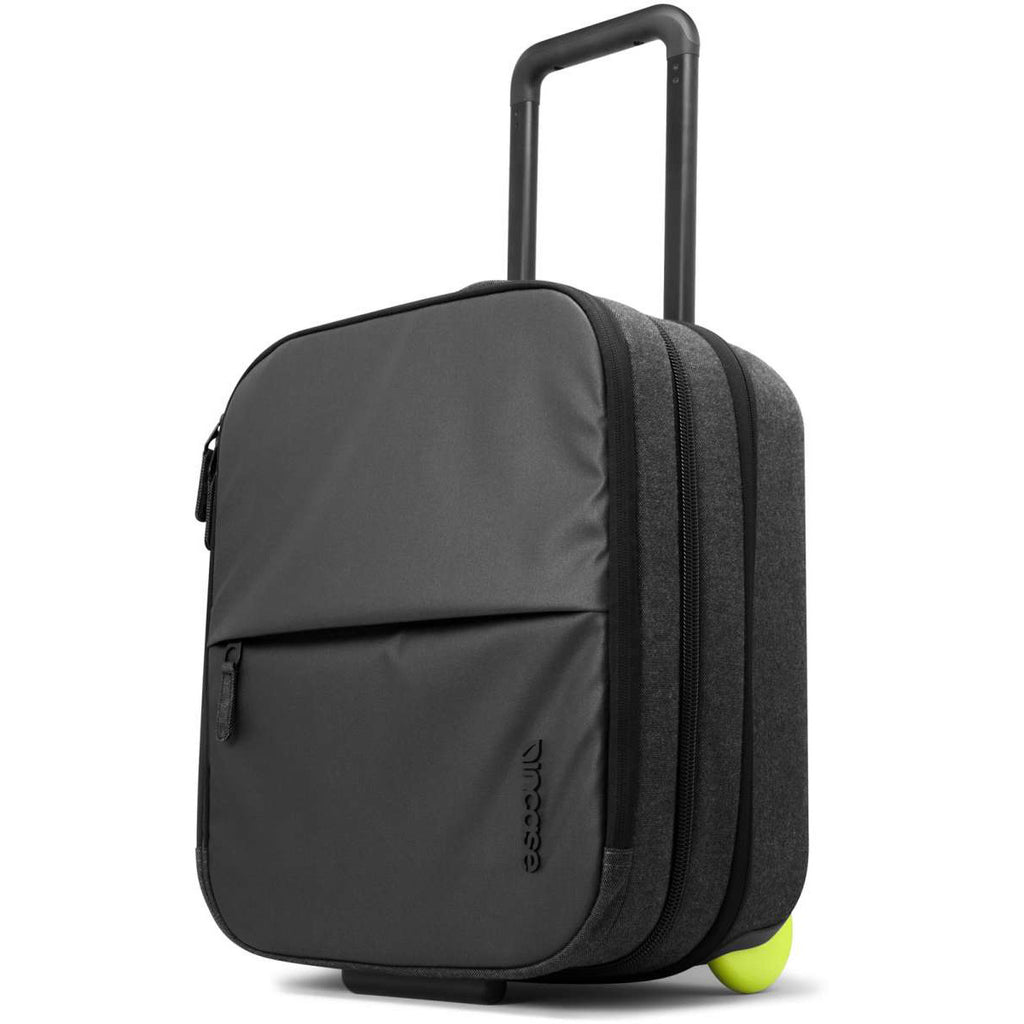 "Incase EO Travel Rolling Briefcase Black EO Travel Collection - fits MacBook Pro 17"", 15"", 13"", Air 13"" and 11 inch, iPad"
