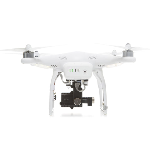 DJI Bundle Phantom 2 Quadcopter Drone UAV & H3-3D Gimbal for GoPro HERO3 (ready-to-fly system)