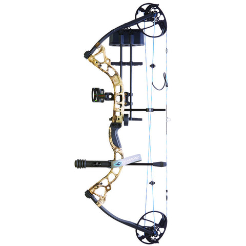 Diamond Infinite Edge Pro Package MO Country 13-31in. 70lb LH