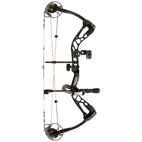 Diamond Edge SB-1 Bow Package Black 70 lb. LH
