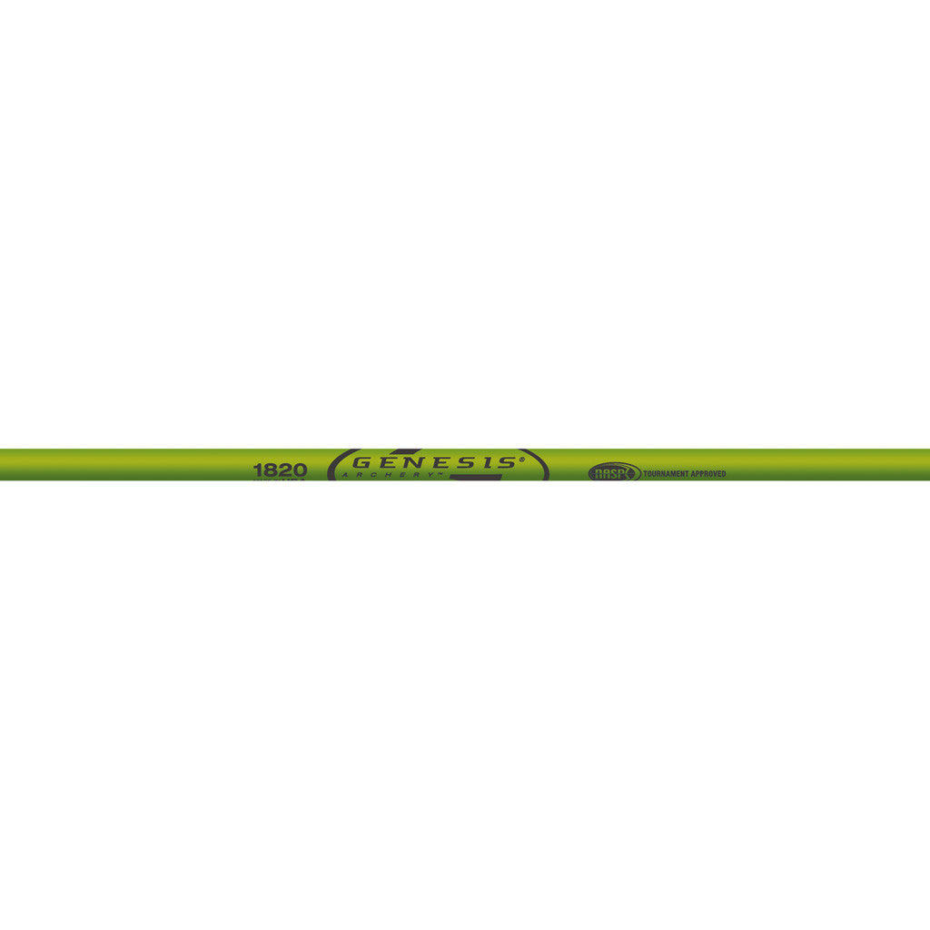 Easton Genesis V2 Shafts Green 1820 1 doz.