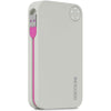 Incase Universal Portable USB Power 5400 (Android, iPhone 5, 5s, 6, & 6 Plus, iPad and iPod Compatible) Grey/Magenta