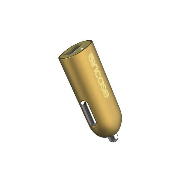 Incase Mini Car Charger Universal - Gold