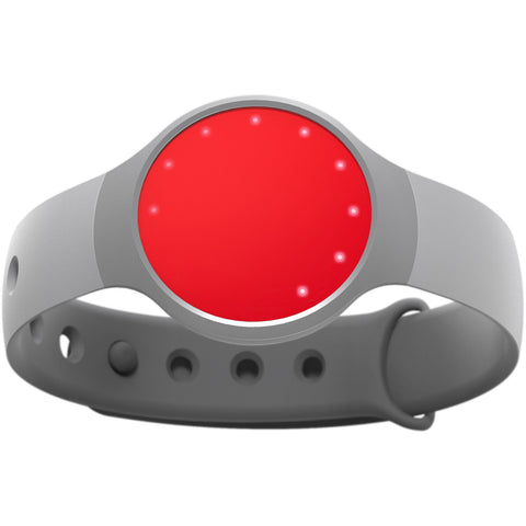 Misfit Wearables Flash Activity/Fitness Tracker and Sleep Monitor in Red w/ Clasp Band