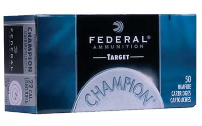 Federal Lightning, 22LR, 40 Grain, Solid, 50 Round Box 510