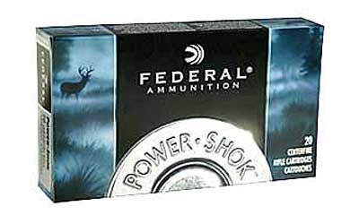 Federal GameShok, 22LR, 31 Grain, Hollow Point, Hyper Velocity, 50 Round Box 724