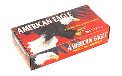 Federal American Eagle, 17WSM, 20 Grain, Poly Tip, 50 Round Box AE17WSM1
