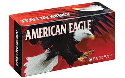 Federal American Eagle, 22-250, 50 Grain, Jacketed Hollow Point, 20 Round Box AE22250G