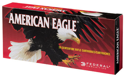Federal American Eagle, 762x39, 124 Grain, Full Metal Jacket, 20 Round Box A76239A