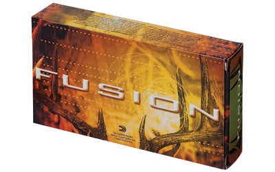 Federal Fusion, 243Win, 95 Grain, Soft Point, 20 Round Box F243FS1