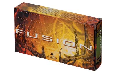 Federal Fusion, 300 WIN MAG, 165 Grain, Boat Tail, 20 Round Box F300WFS2