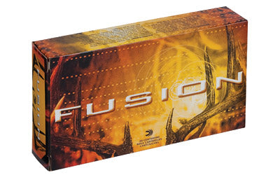 Federal Fusion, 6.5 CREEDMOOR, 140 Grain, Soft Point, 20 Round Box F65CRDFS1