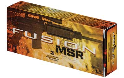 Federal Fusion, 6.8SPC, 115 Grain, Soft Point, 20 Round Box F68MSR1
