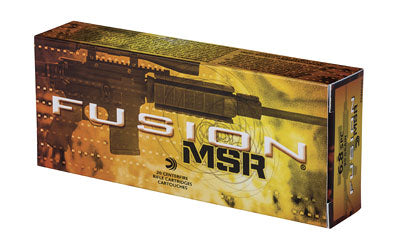 Federal Fusion, MSR, 6.8SPC, 90 Grain Soft Point, 20 Round Box F68MSR2