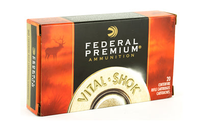 Federal Premium, 30-06, 200Gr, Trophy Bonded Bear Claw, 20 Rounds Per Box P3006T5