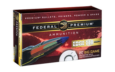 Federal Edge TLR, 300 Winchester, 200 Grain, 20 Round Box P300WETLR200