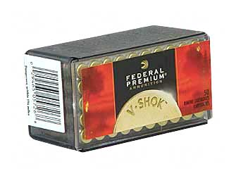 Federal Premium, 17 HMR, 17 Grain, TNT, 50 Round Box P770