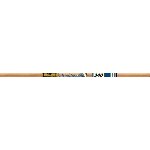 Gold Tip Traditional XT Shafts 340 1 doz.