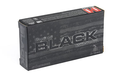 Hornady BLACK, 223 Rem, 75 Grain, Boat Tail Hollow Point, 20 Round Box 80267