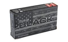 Hornady BLACK, 762x39, 123 Grain, SST, Brass Case, 20 Round Box 80784