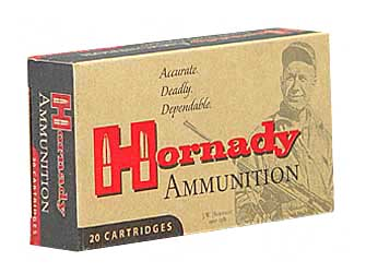 Hornady Custom, 308 Win, 150 Grain, SST, 20 Round Box 8093
