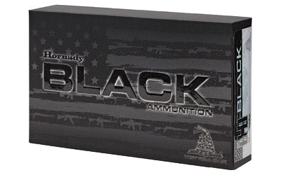 Hornady BLACK, 556NATO, 75 Grain, Interlock HD SBR, 20 Round Box 81296