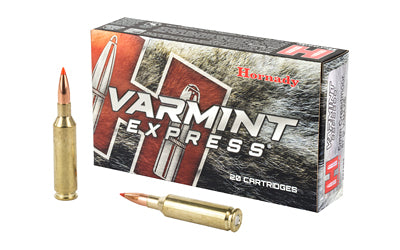 Hornady Varmint Express, 6mm Creedmoor, 87 Grain, V-Max, 20 Round Box 81393