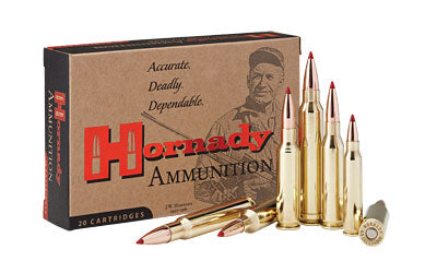 Hornady Match, 6.5 CREEDMOOR, 147 Grain, ELD Match, 20 Round Box 81501