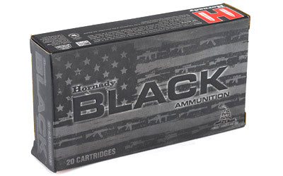 Hornady BLACK, 6.5 GRENDEL, 123 Grain, ELD Match, 20 Round Box 81528