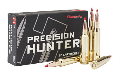 Hornady Precision Hunter, 300 WSM, 200 Grain, ELD-X, 20 Round Box 82208