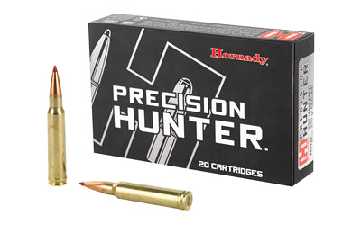 Hornady Precision Hunter, 338 Winchester, 230 Grain, ELD-X, 20 Round Box 82222