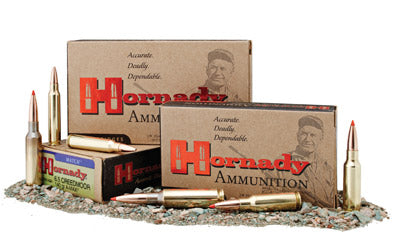 Hornady Match, 338 Lapua, 285 Grain, ELD Match, 20 Round Box 82300