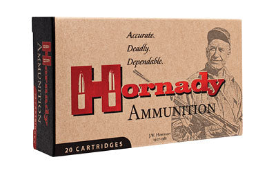 Hornady Custom, 17 Hornet, 25 Grain, Hollow Point, 50 Round Box 83006