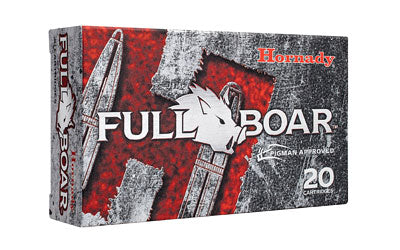 Hornady Full Boar, 6.8SPC, 100 Grain, GMX, Lead Free, 20 Round Box 8348